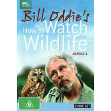 Bill Oddie's How To Watch Wildlife : Series 1 (DVD, 2014, 2-Disc Set) Region 4