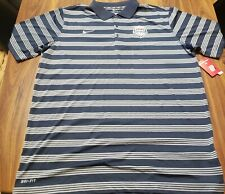 New With Tages Nike Dri-Fit Usa Basketball Golf Shirt Size Xl