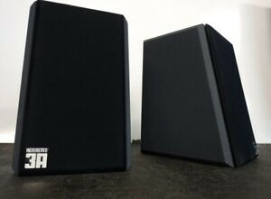 Reference 3A Dulcet Loud-Speaker in Anthracite Gray Suede - Excellent Condition!