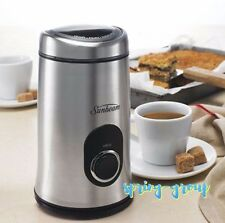 Sunbeam Electric Grinder Coffee Bean Herb Spices Nut Grinder Crusher Chopper