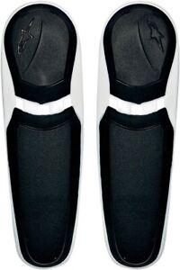 Alpinestars Street Mens Toe Sliders for SMX Plus Boots Black/White