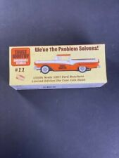 1957 Ford Ranchero Limited Edition Die Cast Coin Bank Vintage 1995 Model Car
