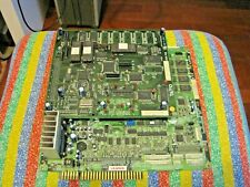 PCB JAMMA SONY ZN-1 RAYSTORM JAPAN VERSION WITH NEW ELECTROLYTIC CAPACITORS