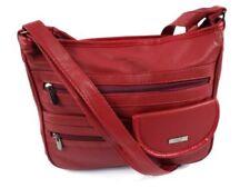 1038b253ff Sac bandoulière à main rouge pour femme | Achetez sur eBay