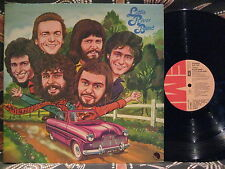 LITTLE RIVER BAND 1975 Debut (Australian) LP Twilights, Zoot, Axiom, Mississippi
