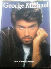 George Michael 1988 Book BY GUY AND DANIELE ABITAN