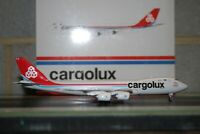 Phoenix 1:400 Cargolux Boeing 747-8F LX-VCJ (PH11107) Die-Cast Model Plane