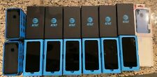 6 Samsung Galaxy A11s 32Gb Black (At&T) with tons of extras