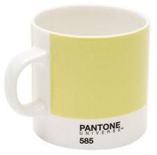 Pantone Universum Einzeln Klein China Espresso-kaffee Becher Tasse Sellerie 585