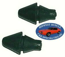 Ford Lincoln Mercury Rubber Ashtray Glove Box Gas Fuel Door Bumper Stop 2pcs P