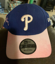 New Philadelphia Phillies Mother's Day hat/cap Bryce Harper Embroidered Auto