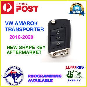VW AMAROK TRANSPORTER NEW SHAPE KEY SUIT 2015-2019