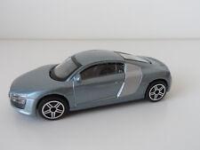AUDI R8 Coupe Maßstab 1:43 Bburago Modellauto Model Car NEU & OVP
