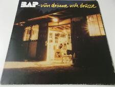 42264 - BAP - VUN DRINNE NOH DRUSSE - 1982 VINYL LP & BOOKLET (KRISTALLNAACH)