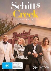 Schitt's Creek - Series 6 DVD