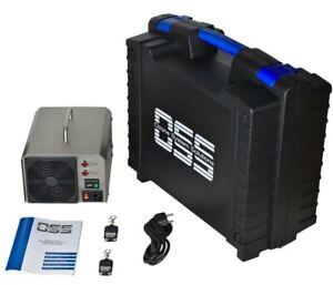 OSS Twenty O³ + Koffer | 20000 mg/h Ozongenerator | Ozongerät 20g/h Luftreiniger