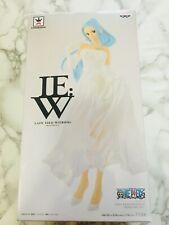 One Piece Lady Edge Wedding ~~ NEFELTARI VIVI ~~ White colour Figure