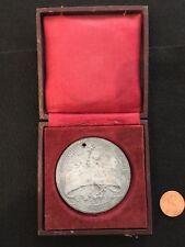 Antique reward medal for finest Bravery