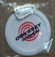 *BRAND NEW* Odyssey golf PUTT target or bag tag