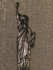 Early Watson Sterling Silver Statue of Liberty Souvenir Spoon Antique