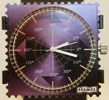 S.T.A.M.P.S.   Shades Of Violet 102540 NEU Original STAMPS 5ATM Wasserdicht
