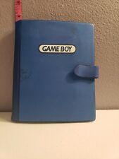 2001 Nintendo Gameboy Advance Case