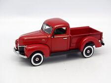 Matchbox SB 1/43 - Ford Pick Up 1940 Rouge