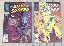 MOEBIUS THE SILVER SURFER  NEUF lot comics 1 & 2 Marvel USA - Le Surfer D'argent
