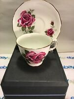 Vintage Royal Kent tea cup And Saucer Lt 714