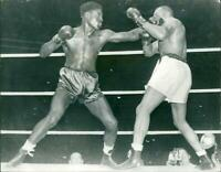 Boxing: Ezzard Charles and Joe Walcott - 8x10 photograph