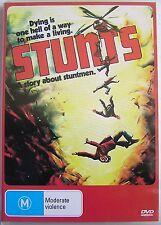 STUNTS (1977) DVD MOVIE Robert Forster, Fiona Lewis, Ray Sharkey