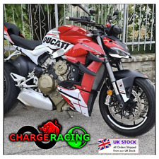 Ducati Streetfighter Decals v4 S Decal Sticker Set Street Fighter