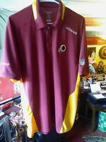 Washington Redskins Golf Shirt Size M
