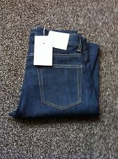 Our Legacy FIRST  Cut    dark Blue Jeans  W28 - L32 Made in Italy NEW