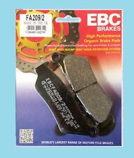 EBC Pastillas De Freno FA209 frente para bmw F650 1997 2012