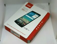 "LG G Vista VS880 4G LTE with 8GB Memory - Black 5.7"" Screen Brand New"