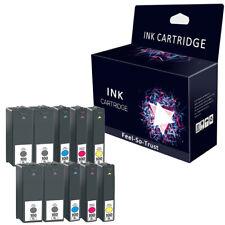 10 COMPATIBLE INK CARTRIDGE FOR LEXMARK 100XL Impact S305 Interpret S405 PRINTER