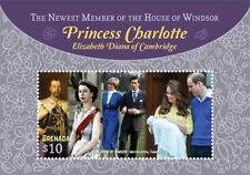 Grenada - 2015 - Royal Baby Birth Of Princess Charlotte - Souvenir Sheet - MNH
