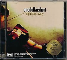 onedollarshort - Eight Days Away - BRAND NEW AND SEALED CD