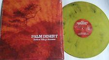 LP PALM DESERT Rotten Village Sessions YELLOW VINYL Krauted Mind KMR 014/1 MINT