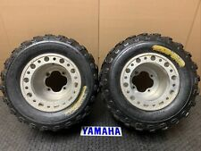 Yamaha Rear Tires BANSHEE Wheels Raptor 660 700, 350, yzf450 250 YFZ 450 'AV18