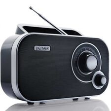 Radio FM AM portatil DENVER TR-54