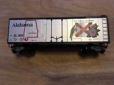 Micro-Trains 21372 N-Scale Alabama State Boxcar 1819