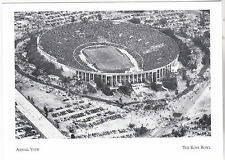 "*Postcard-""Aerial View/Quintessential Image"" ....of *The Rose Bowl (#129)"