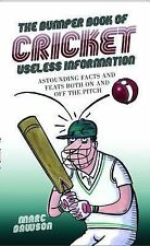 The Bumper Book of Cricket Useless Information, Marc Dawson