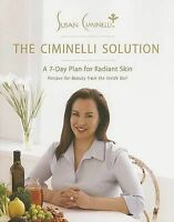 The Ciminelli Solution: A 7-Day Plan for Radiant Skin-ExLibrary