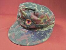 Vintage German Germany Army Military Visor Hat Cap