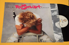 ROD STEWART LP OUT OF ORDER ORIG GERMANY 1988 NM ! MAI SUONATO ! UNPLAYED !!!!