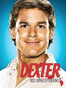 Dexter Complete Season 2 TV Show 4 DVDs BRAND New Special Features Sealed CHEAP!