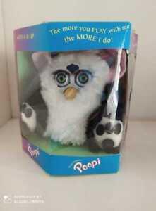 Furby fake POOPI knockoff Furby electronic vtg NIB Rare